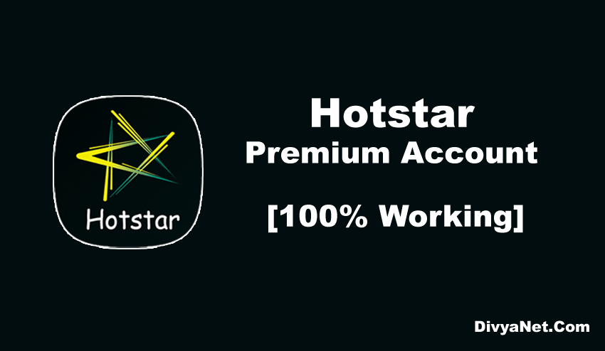 25 Free Hotstar Premium Accounts 2021 Divyanet