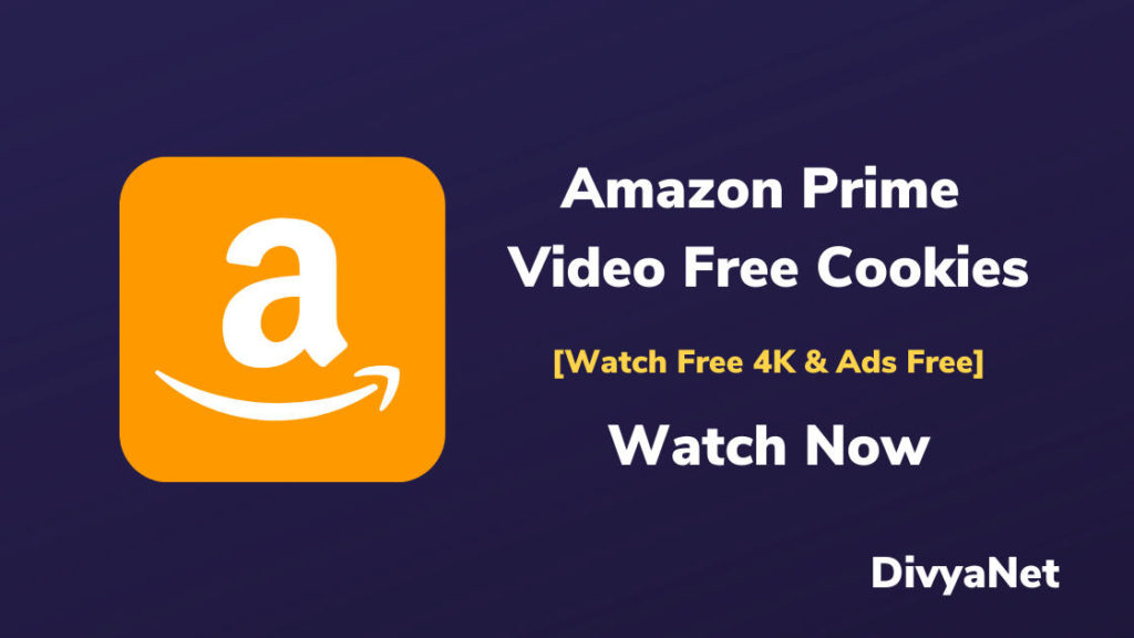Amazon Prime Video Cookies
