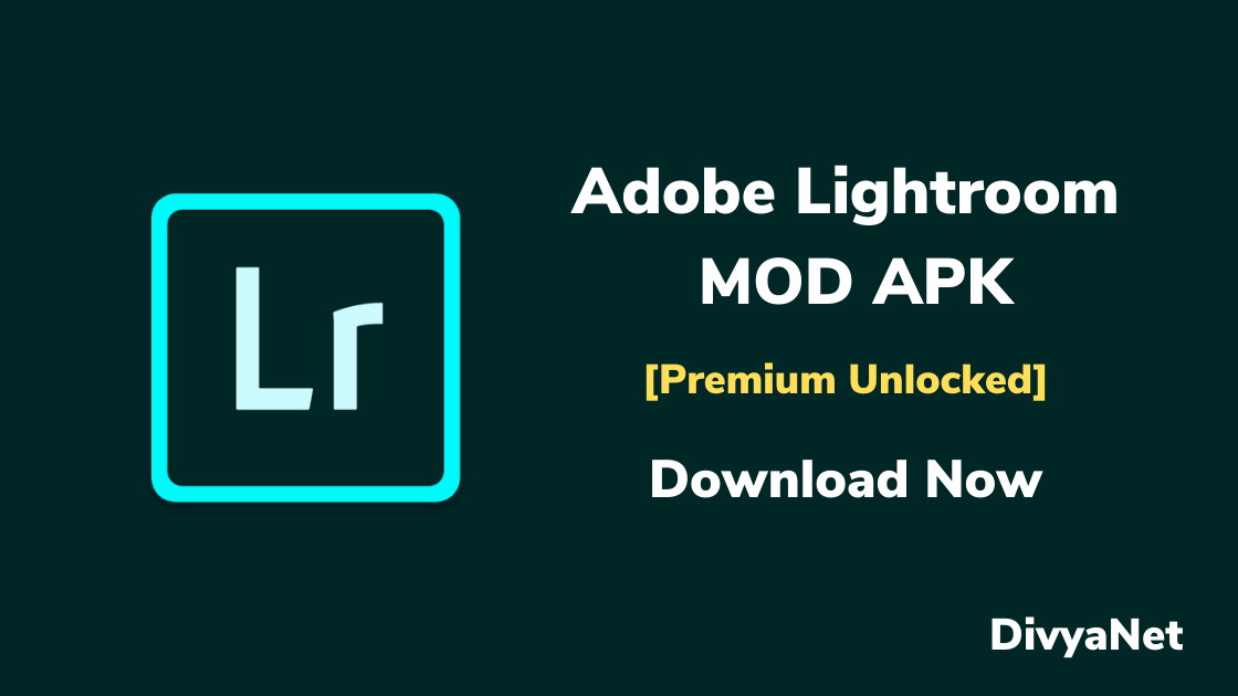 Adobe Lightroom MOD APK
