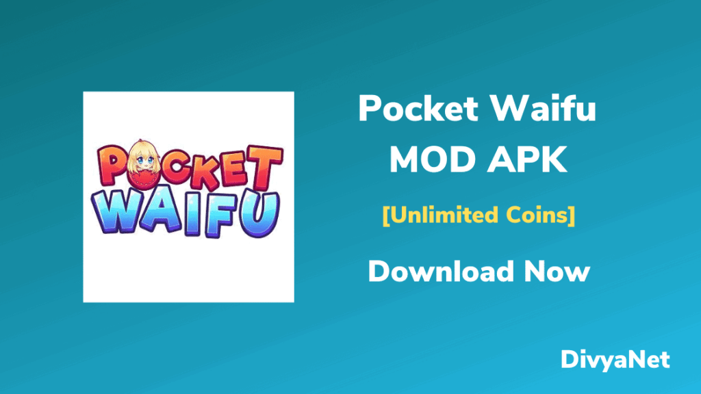 pocket waifu mo apk