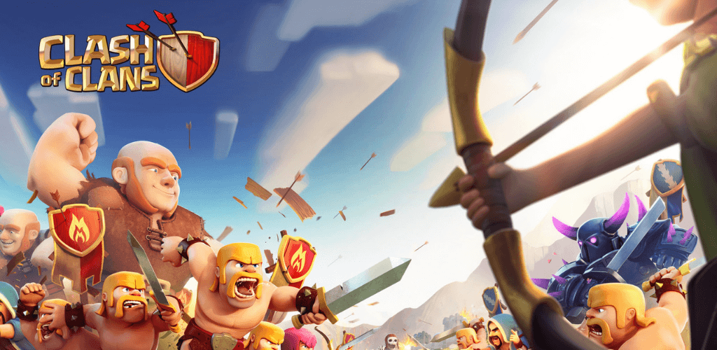 Clash of Clans MOD APK (Unlimited All)