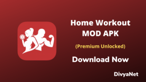 Home Workout MOD APK