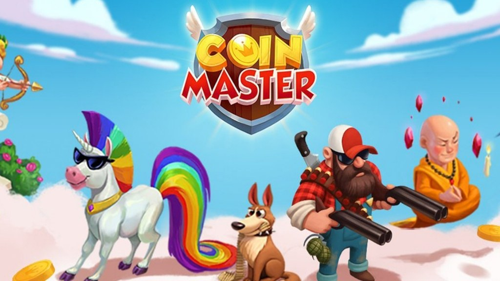 Coin Master MOD APK 3.5.491 (Unlimited Coins)
