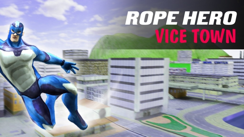 Rope Hero: Vice Town MOD APK 5.9.2  (Unlimited Money) Download