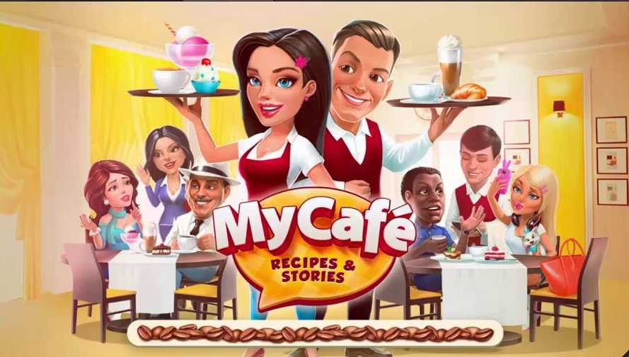 My Cafe MOD APK v2021.10.2 + OBB (Free Purchase/VIP 7) Download