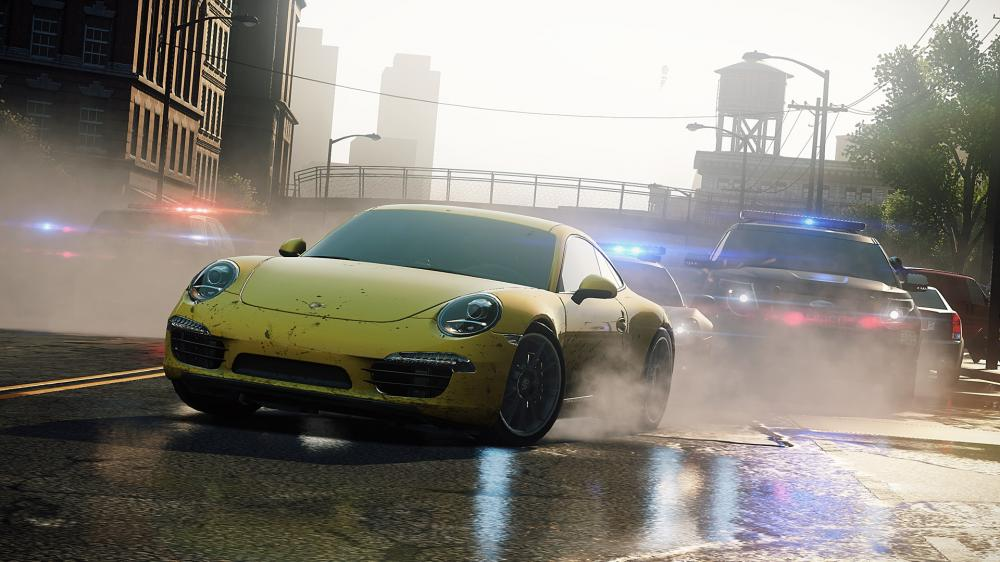 Need For Speed Most Wanted MOD APK v1.3.128 Download (NFS MOD, Unlimited Money)