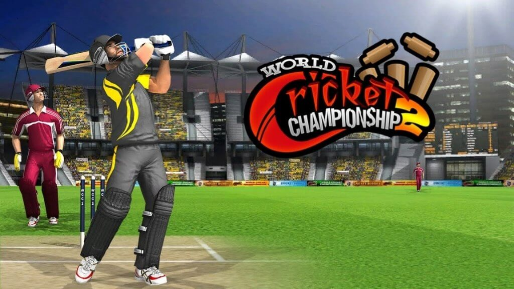 World Cricket Championship 2 – WCC2 (MOD, Unlimited Coin/Unlocked)