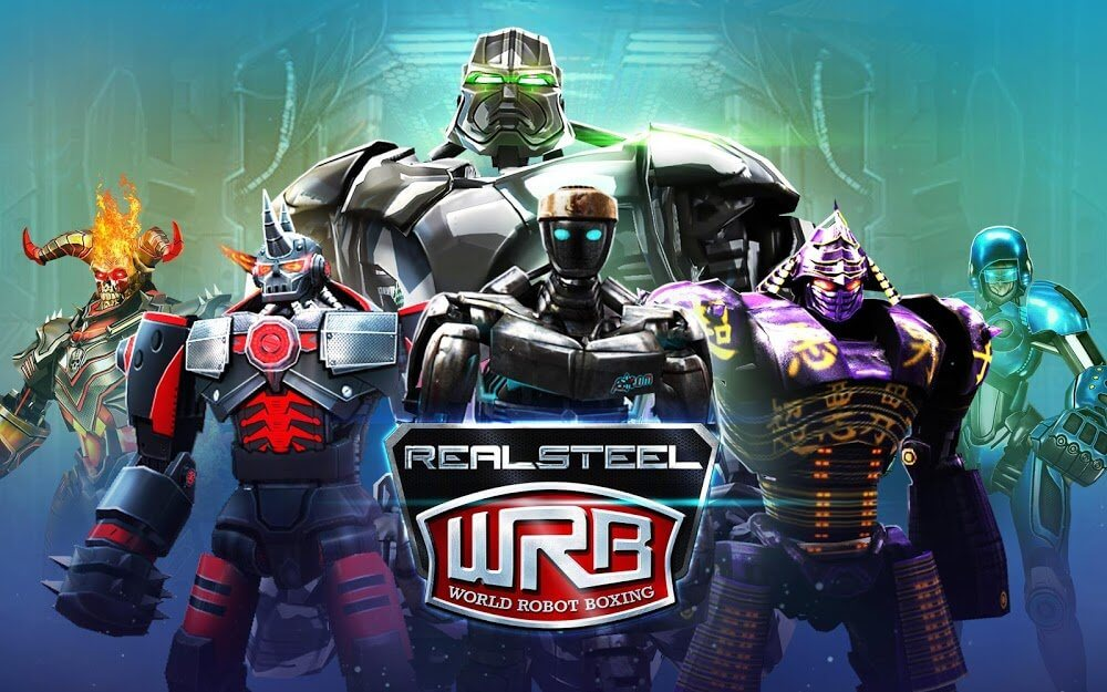 Real Steel World Robot Boxing (MOD, Unlimited Currency/VIP10)